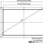 Panel-Tactil-IR-de-27″-Multi-Touch-diagrama-27-pulgadas